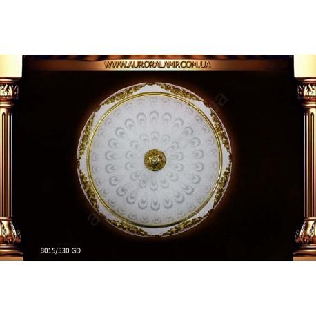 Светильник потолочный 8015/530 GD. Купить оптом в Одессе