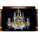 Люстра подвесная 89352/12+6. Свет люстры освещение оптом Одесса.