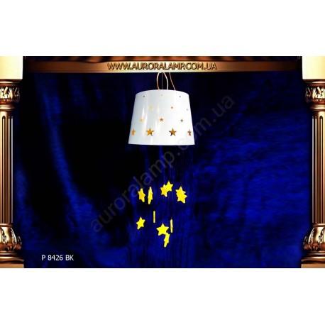 Люстра подвесная P8426-BK. Свет люстры освещение оптом Одесса.