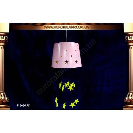 Люстра подвесная P8426-PK. Свет люстры освещение оптом Одесса.