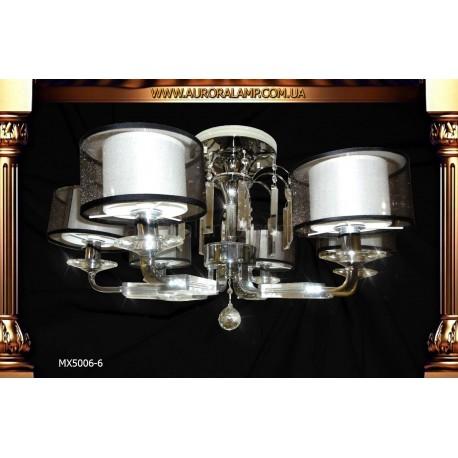 Люстра потолочная MX5006-6 Люстры освещение оптом Одесса