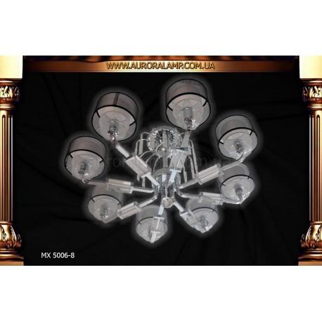 Люстра потолочная MX5006-8 Люстры освещение оптом Одесса