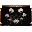 Люстра потолочная S8841-07A-LBCG-1 Люстры освещение оптом Одесса