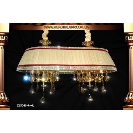 Люстра подвесная Z15046-4+4L Люстры освещение оптом Одесса