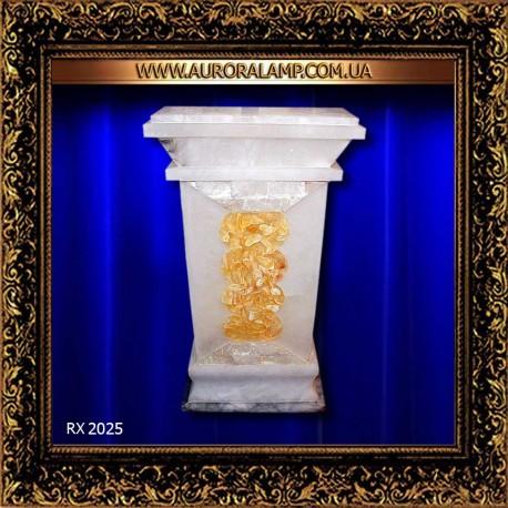 Колонна декоративная с подсветкой RX2025 для интерьера. Магазин Аврора. Купить колонны в Одессе.