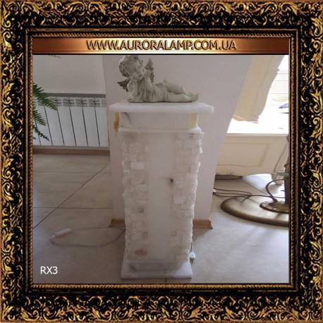 Колонна декоративная с подсветкой RX3 для интерьера. Магазин Аврора. Купить колонны в Одессе.