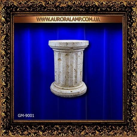 Колонна декоративная GM9001 для интерьера. Магазин Аврора. Купить колонны в Одессе.