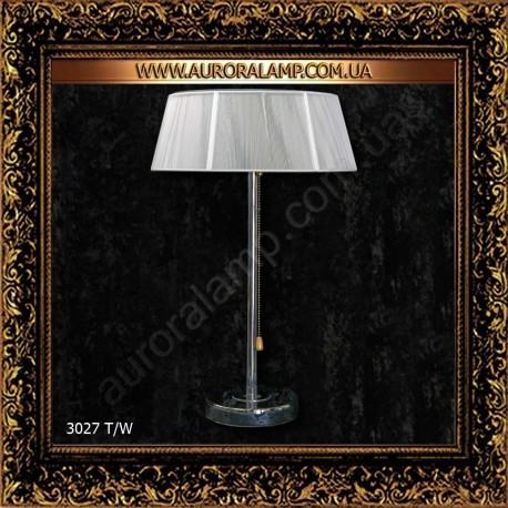 Лампа настольная 3027 T/W Купить лампу настольную в Одессе магазин Аврора