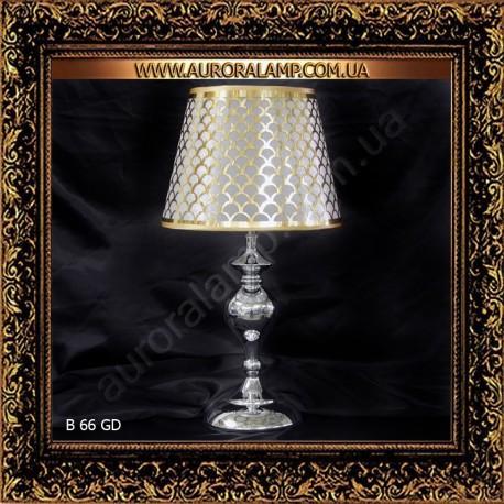 Лампа настольная B 66 GD Купить лампу настольную в Одессе магазин Аврора