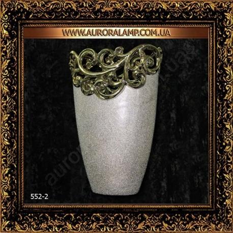 Декор ваза 552/2 Купить декор в Одессе.