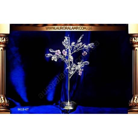 Лампа настольная 9618-6T Купить настольную лампу магазин Аврора
