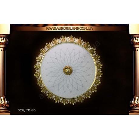 Светильник потолочный 8039/530 GD. Купить оптом в Одессе
