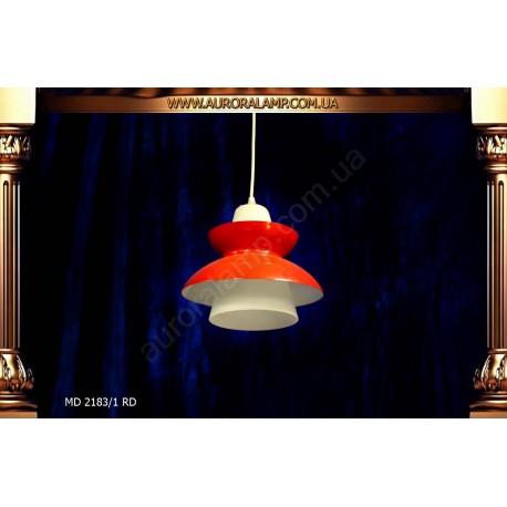Светильник подвесной MD 2183/1 RD. Купить оптом в Одессе