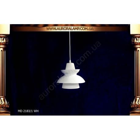 Светильник подвесной MD 2183/1 WT. Купить оптом в Одессе
