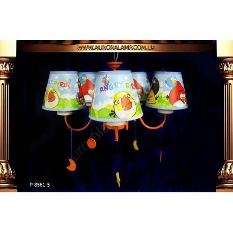 Люстра подвесная P8561-5. Свет люстры освещение оптом Одесса.