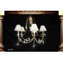 Люстра подвесная 8022-5p Люстры освещение оптом Одесса