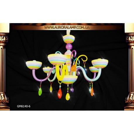 Люстра подвесная GM6140-6 Люстры освещение оптом Одесса