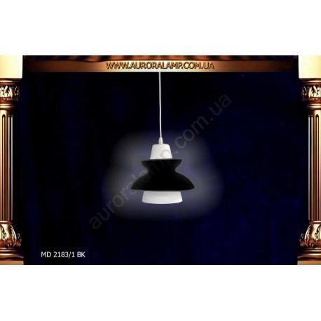 Светильник подвесной MD 2183/1 BK. Купить оптом в Одессе