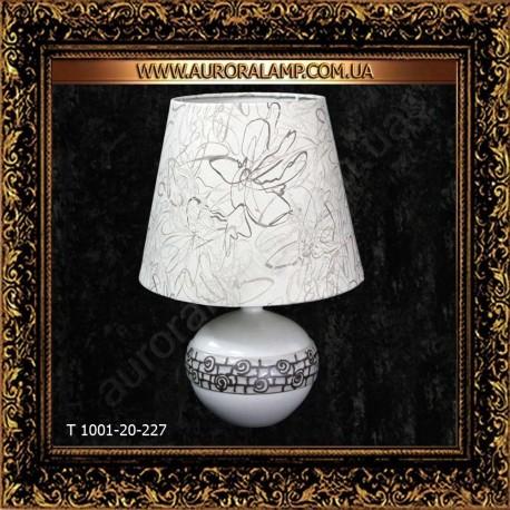 Лампа настольная T 1001-20-227 Купить лампу настольную в Одессе магазин Аврора