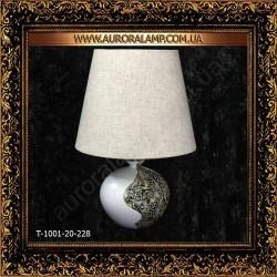 Лампа настольная T 1001-20-228 Купить лампу настольную в Одессе магазин Аврора