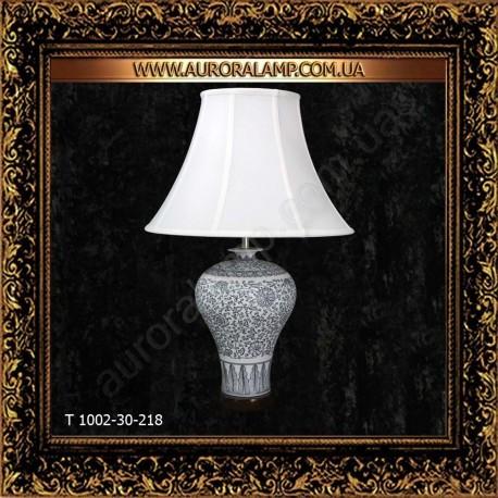 Лампа настольная T 1002-30-218 Купить лампу настольную в Одессе магазин Аврора