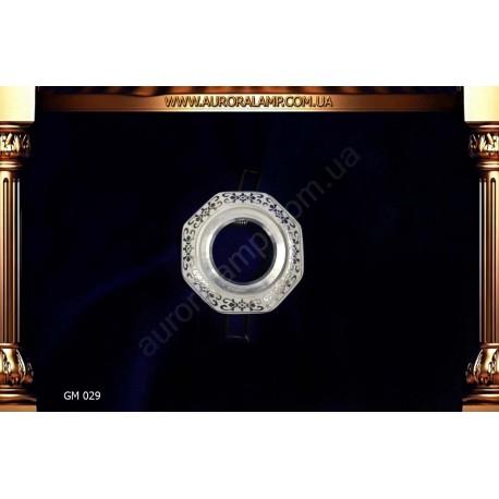 Встроенный свет, точечник GM029 магазин Аврора