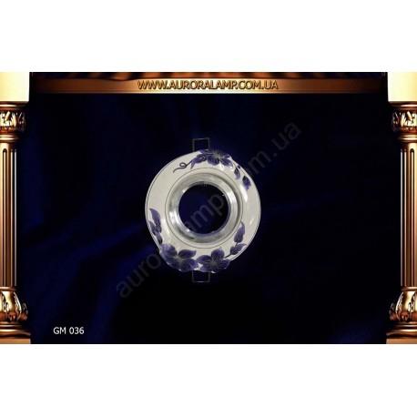 Встроенный свет, точечник GM036 магазин Аврора