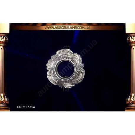 Встроенный свет, точечник GM7107-1 SA магазин Аврора